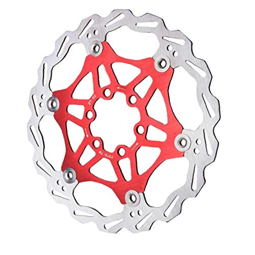 Bicicleta del Rotor del Freno De Disco De Bicicletas De Bloqueo De...