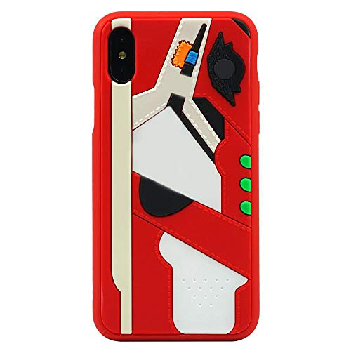 3D Hypebeast Red Chicago Inspired Shoe Case Official Print Textured Shock Absorbing Protective Fashion Case for iPhone (iPhone X/XS)