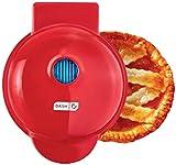 Dash Mini Pie Maker in Red