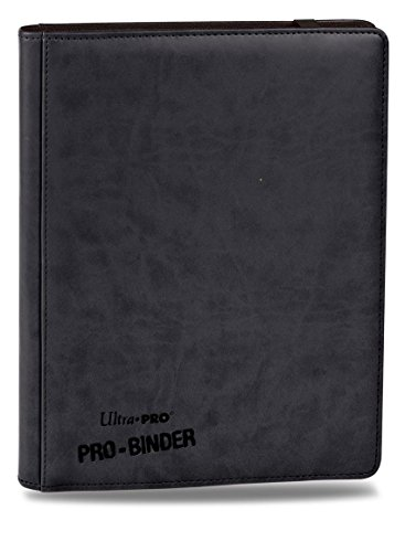 Ultra Pro 84194 - Premium Pro-Binder, schwarz