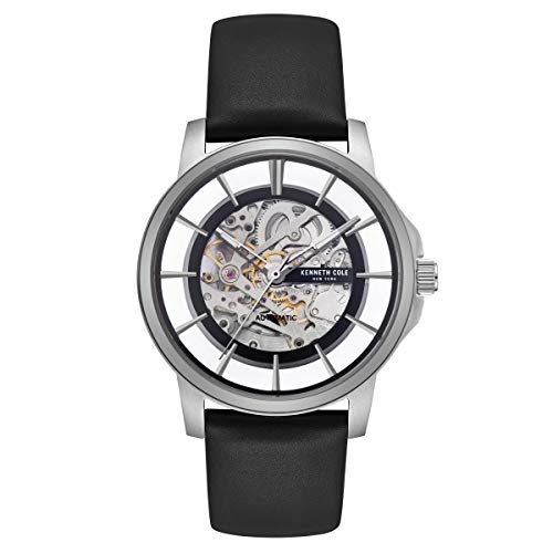 Kenneth Cole Skeleton KC50227006 Reloj automático