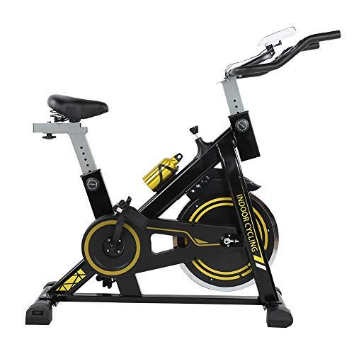 Cocoarm Bicicleta de Ejercicio de 8 kg Bicicleta de Ejercicio Bicicleta de Ejercicio Bicicleta de Ejercicio Interior Gimnasio Bicicleta