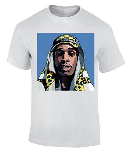 ASAP Rocky T-Shirt - XX-Large T-Shirt Herren