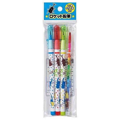 ロケット鉛筆4P