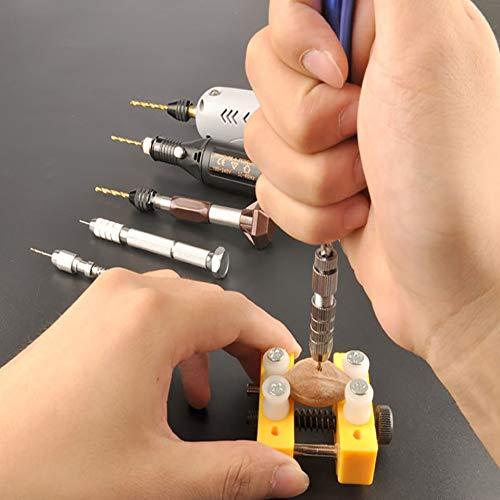 Alician Mini-Schraubstock, Schnitz-Clip, Uhrmacher-Werkzeug, Reparaturwerkzeug