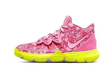 Nike Kyrie 5  GS  SBSP Spongebob/Patrick Lotus Pink 6.5Y
