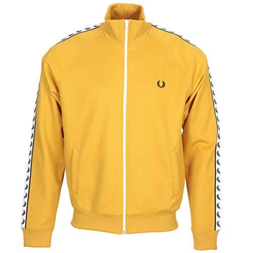 Fred Perry Taped Track Jacket, Sportjackett - XL