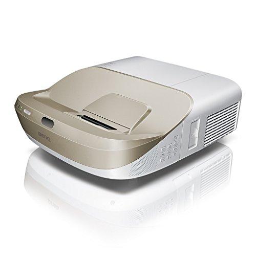 BenQ W1600UST Proiettore DLP Home Cinema da 1080p a Ottica Ultracorta da 100 , 3300 Lumen, HDMI