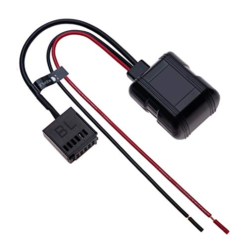 Keple Módulo Bluetooth - 12 Clavijas Adaptador de música Receptor Auxiliar estéreo...