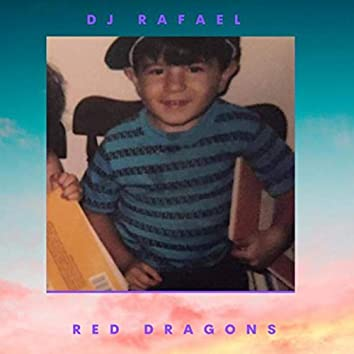1992 Red Dragons kid