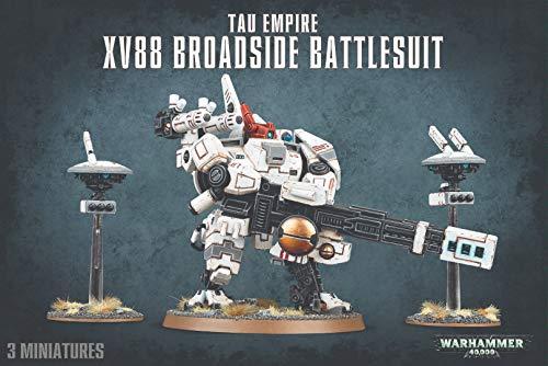 GAMES WORKSHOP 99120113063' Tau Empire Xv88 Broadside Battlesuit Plastic Kit