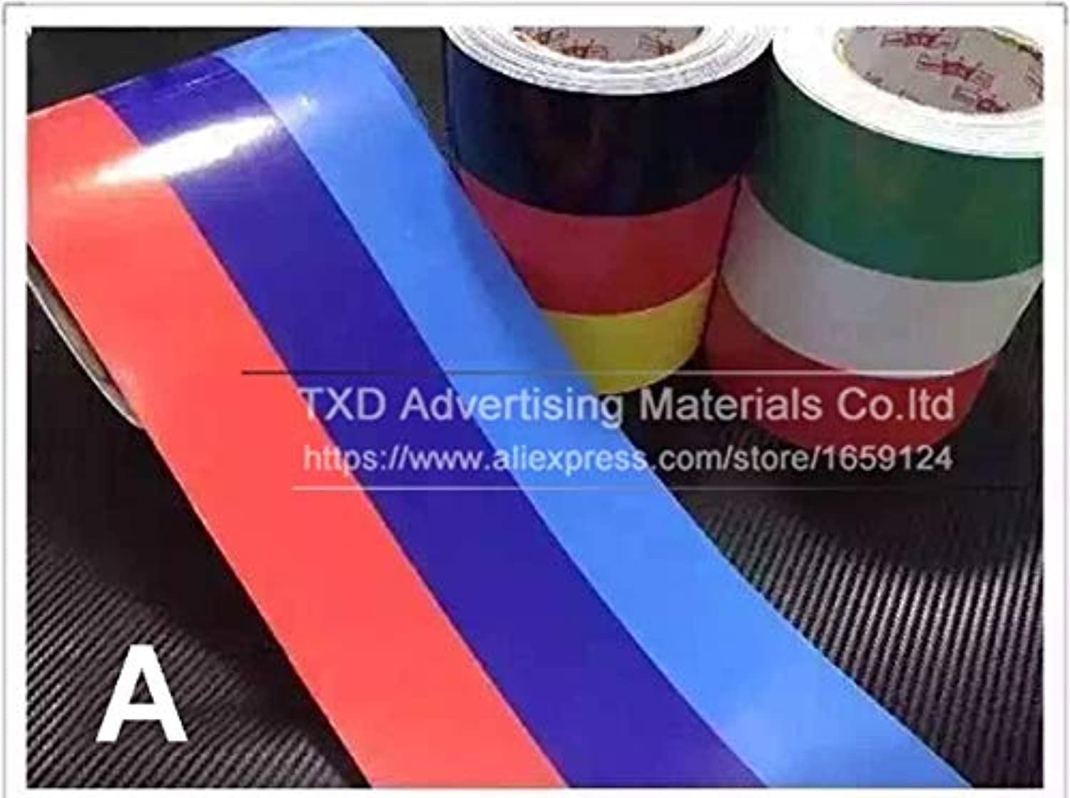 65a53a2c281e Whole Roll 7.cm25M Roll New Car Styling National Flag Car Wrap ...