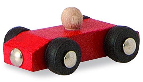 HEROS 100027332 - Circuito de madera para coches de juguete (38 x 31 cm)