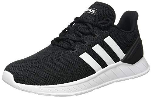 adidas Questar Flow NXT, Zapatillas de Running Hombre, NEGBÁS/FTWBLA/NEGBÁS, 44 2/3 EU