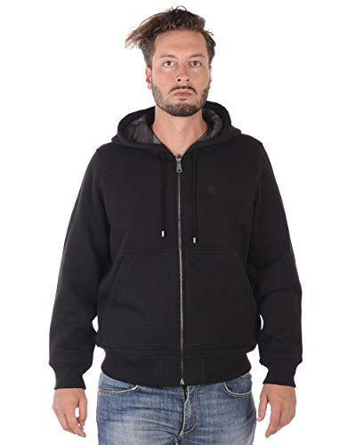 BURBERRY - Herren Sweatshirt 4061799 SCHWARZ Fordson XL