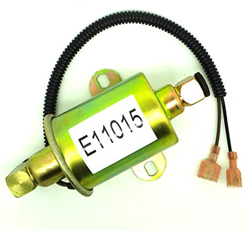 ConPus Fuel Pump Replacement For Cummins A029F887 A047N929 149-2620 HGJAB HGJAC Airtex E11015 GMB 596-1160 Herko RV008, Fits Onan 5500 5.5KW Gas Generator Marquis Gold Rialta RV 5500 EVAP Motor