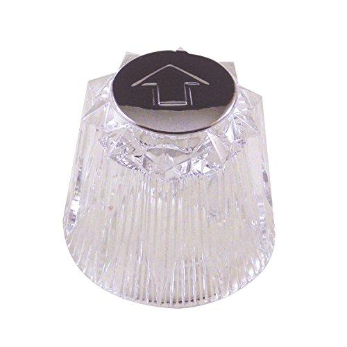 Danco 88721 – Mango desviador pequeño estilo Windsor para precio Pfister, acrílico transparente
