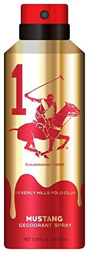 Beverly Hills Polo Club Gold Deo, Mustang, 175 ml