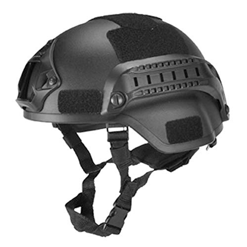 DRAGYI US Army 2000 Action Helm, Army Fan Mickey Tactical Helm, Outdoor Radhelm, CS Rail Outdoor Ausrüstung