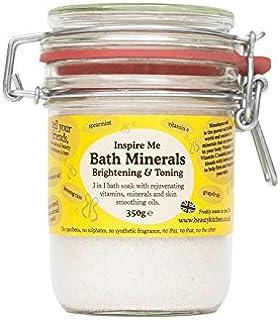 美しさのキッチンには、バスタブ鉱物の350グラムを明るく&トーニング私を鼓舞します - Beauty Kitchen Inspire Me Brightening & Toning Bath Minerals 350g (Beauty Kitchen) [並行輸入品]