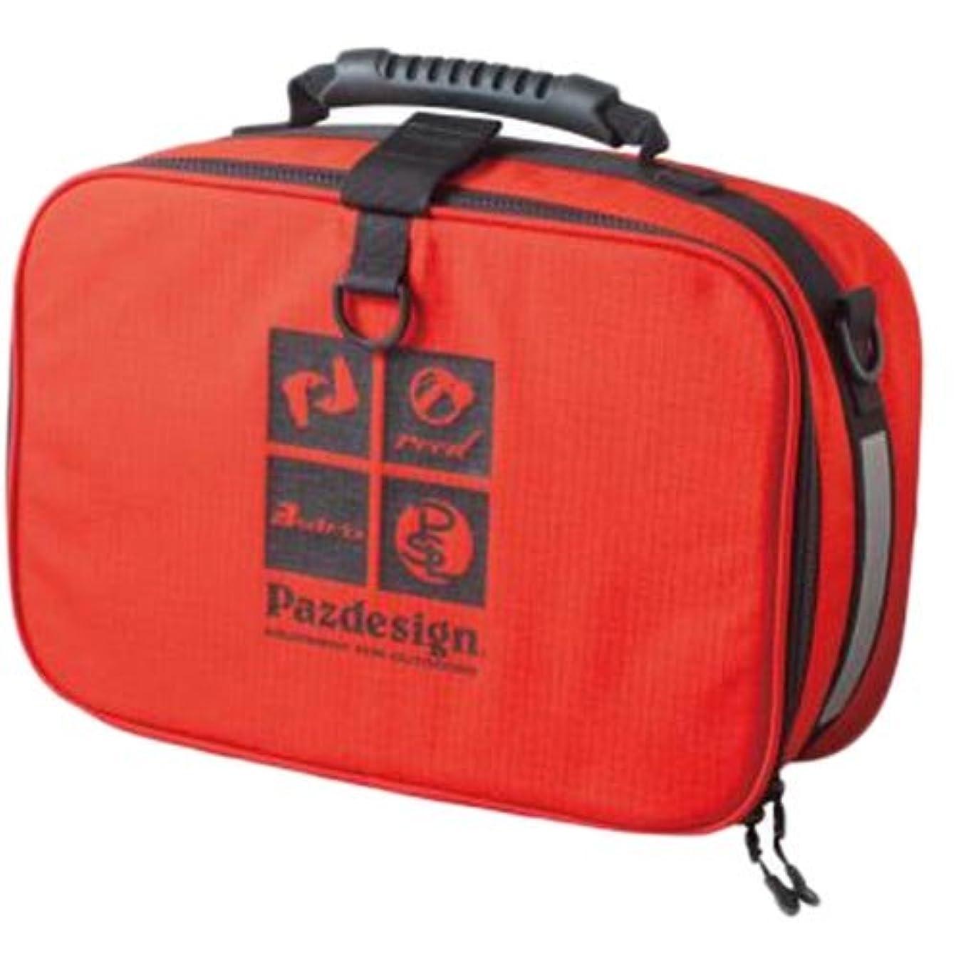 ワイドバンアライメントパズデザイン 渓流バッグ システムボックス III PAC-256 バレンシア M