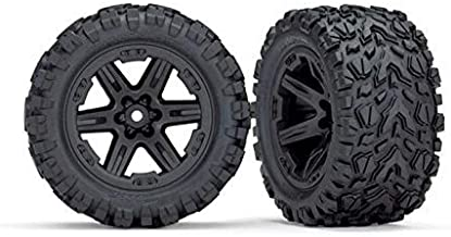 Traxxas TRA6773 Tires/Wheels, Assembled, Glued (2.8')