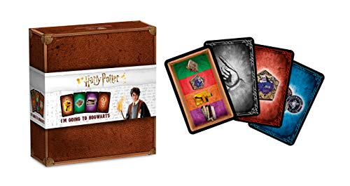 Juego de Cartas Harry Potter I'm Going to Hogwarts. Cartamundi