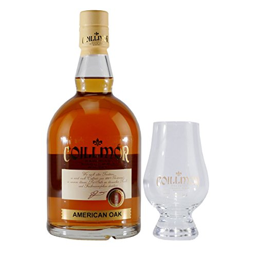 Liebl Coillmór Single Malt Whisky Am.Oak mit Gläser