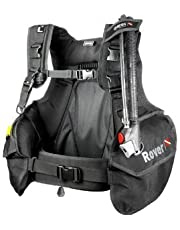 Mares BCD Rover DC - Chaleco Unisex, Color Negro