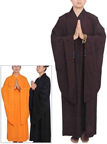 Buddha monk costume _image3