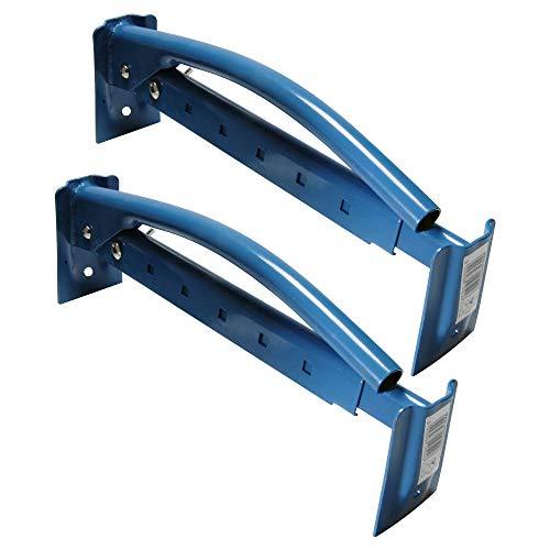 2 Stück Ziegelzange 400-670mm Steinzange Steinheber Klinkerträger Greifzange
