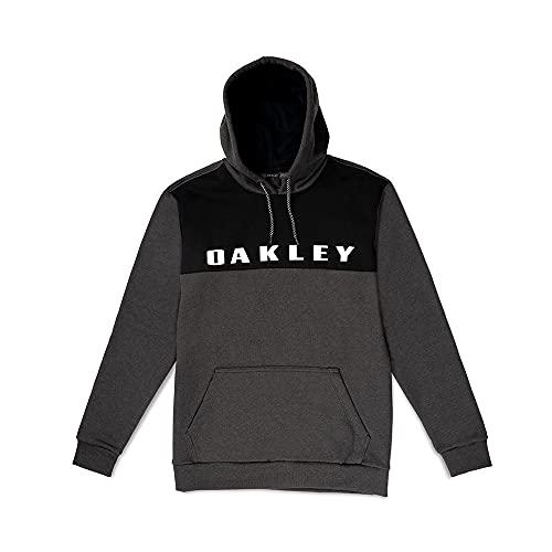 Moletom Oakley Sport Pullover Blackout - Preto - G