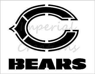CHICAGO BEARS Football Team 8.5