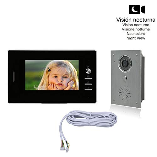 Nudito Kit Videoportero universal para vivienda