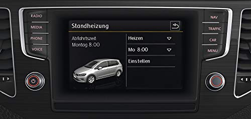 Volkswagen 3G0054965K Staande verwarming