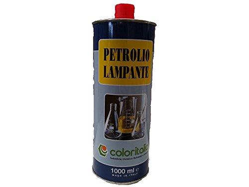 PETROLIO - BIANCO LAMPANTE - SGRASSANTE E SMACCHIATORE 0.5 LT
