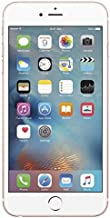 Apple iPhone 6S 16GB, Rose Gold Smartphone - GSM Unlocked (Renewed)