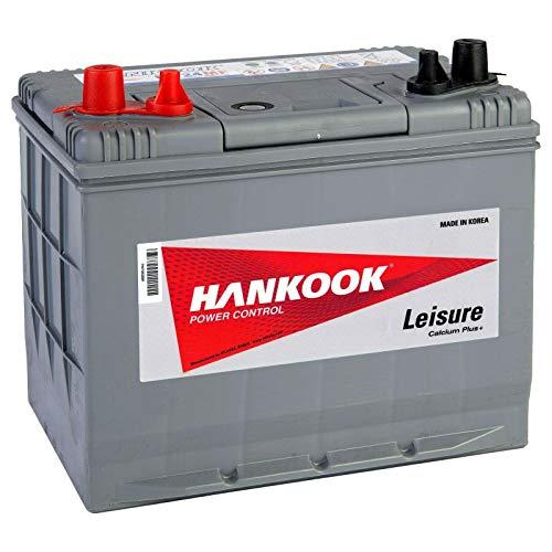 Hankook XV24MF 12V 85Ah Batterie Décharge Lente Pour Loisir, Caravane, Camping Car, Bateau - 257x172x220mm