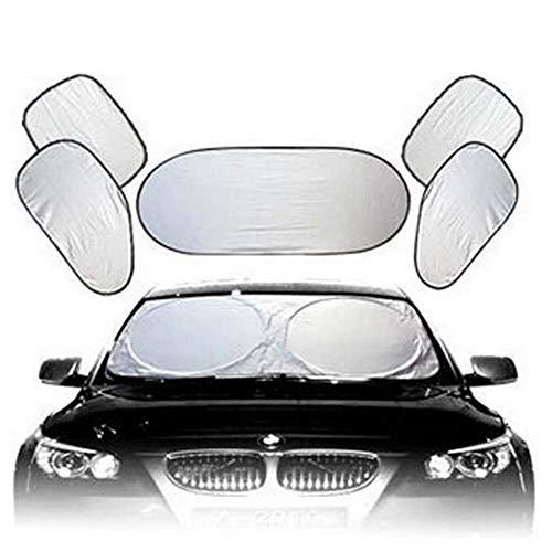 Preisvergleich Produktbild XIONGGG Fenster Sonnenschutz Schützen Sie Kinder Und Haustiere Vor Blendung Und Hitze,  Auto Sonnenschutz 6 PCS