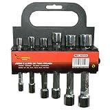 Bresme Madrid 103150 - Juego 6 llaves de tubo forjada c/c