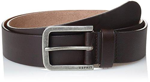 ESPRIT Accessoires Herren 998EA2S801 Gürtel, Braun (Dark Brown 200), 105