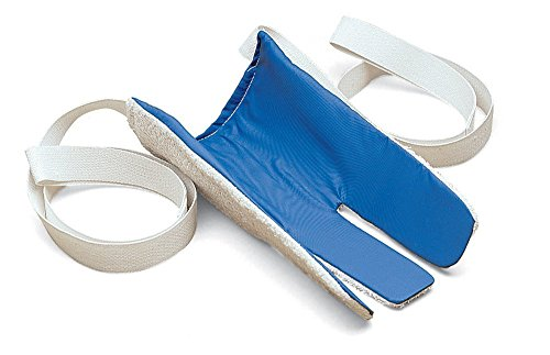 Relaxus Flexible Sock and Stocking Aid. Put on Your Sock Without Bending, White