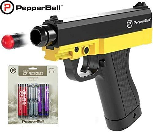 Pepperball TCP Consumer Kit + VXR Refill