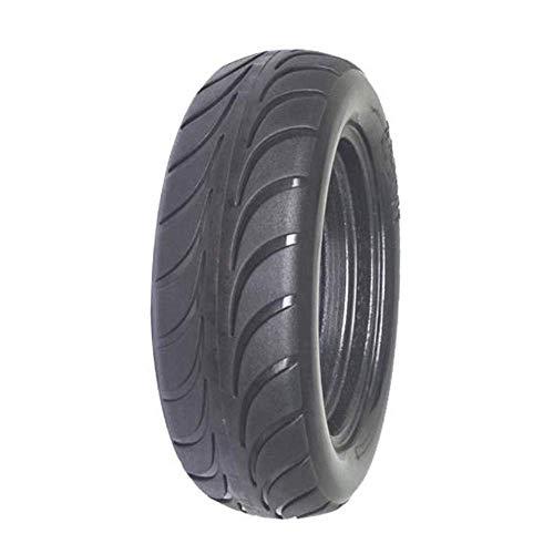 DIELUNY Dieszj Scooter eléctrico neumático adulto, 70/65-6.5 neumático sólido a prueba de...