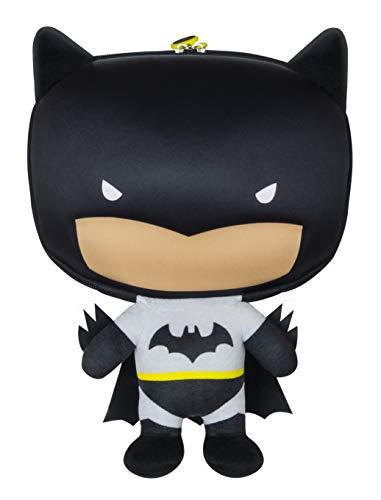 Ridaz Dc Justice League Batman: Mochila escolar para niños  color gris