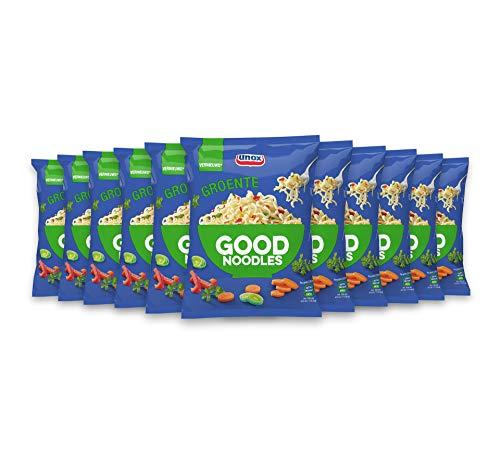 UnoxGoodNoodlesGroente Block – 11 x 70gram