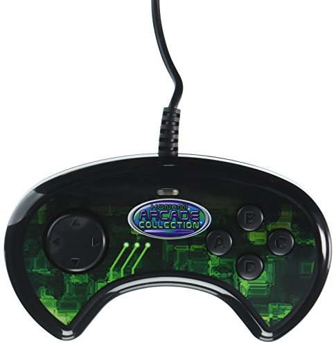 Konami Live! Online Game Controller: Konami Arcade Collection - PC