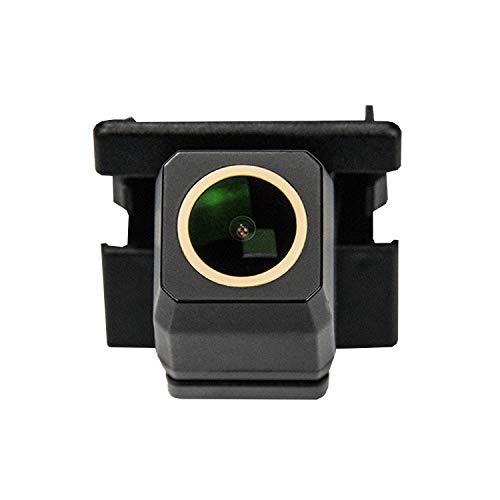 HD 1280x720p Goldene Kamera Wasserdicht Nachtsicht Rückfahrkamera Distanzlinien Umschaltbar Einparkhilfe für Mazda 2(5 Doors) 2016~2018 / Reverse