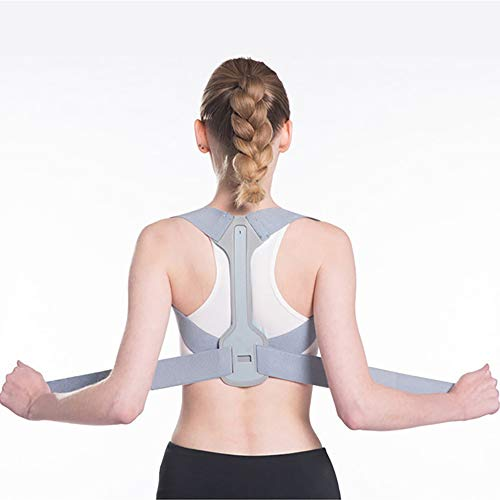 Posture Corrector,Back Brace Straightener Adjustable Support For Men And Women,Back Shoulder Spine Support Posture Trainer, Which Can Help Relieve Back Pain,Invisible Anti-Hunchback Strap