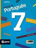 Fichas de Português 7 7.º Ano (Portuguese Edition)